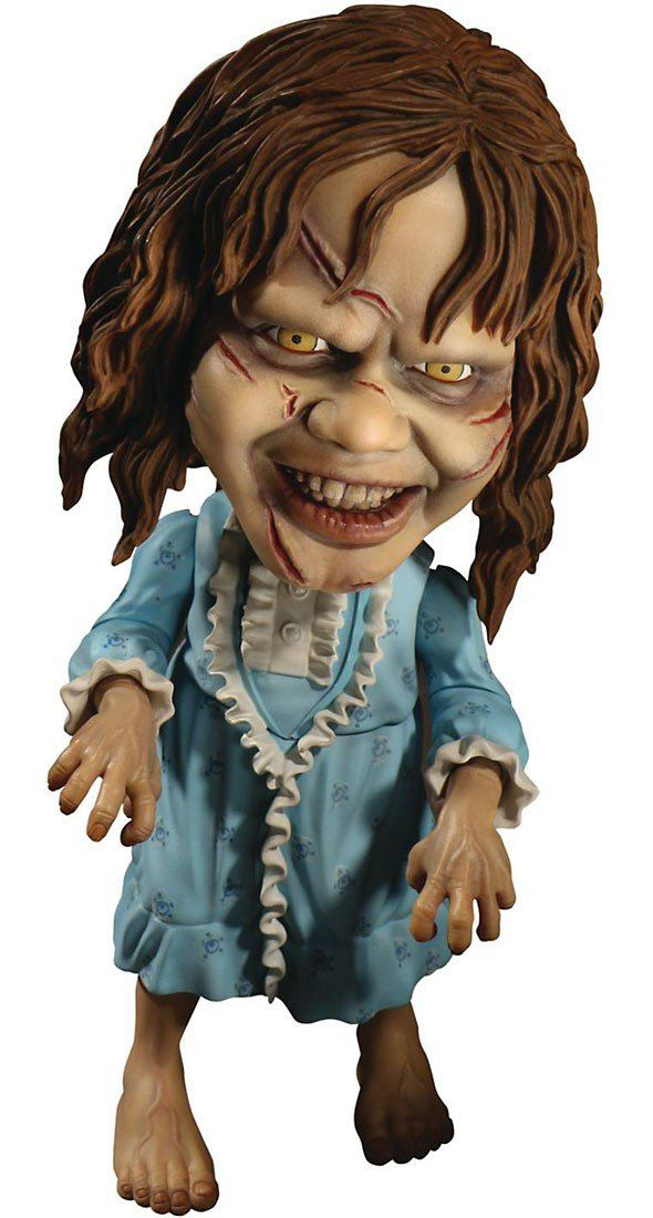 Boneco Regan: O Exorcista (The Exorcist) Mezco Designer Series - Mezco (Exclusivo Toyshow)