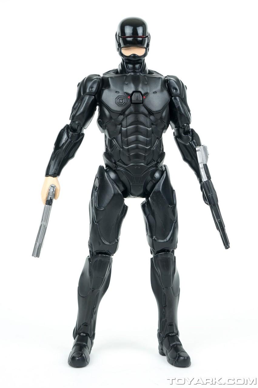 Boneco Robocop 3.0 Light Action: Robocop - Jada