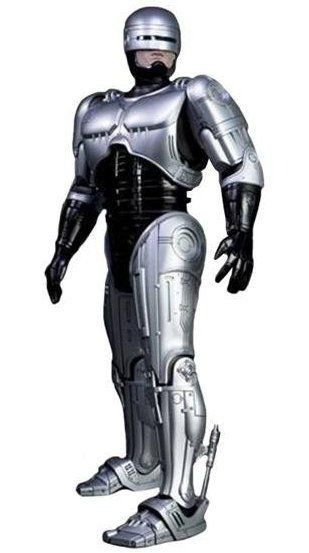 Action Figure RoboCop: RoboCop 3 Escala 1/4 (Boneco Colecionável) - Enterbay