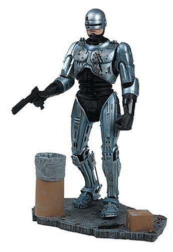 Boneco RoboCop (Battle Damaged): RoboCop - McFarlane - CG