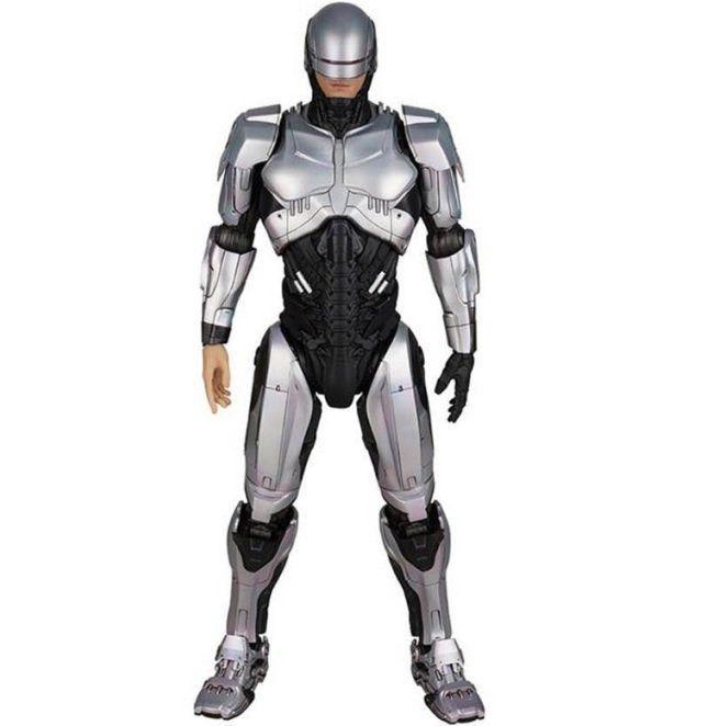 Boneco Robocop Remake 1.0 Escala 1/6 - ThreeA - CD