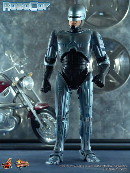 Boneco RoboCop: RoboCop Escala 1/6 (MMS10) - Hot Toys - CG