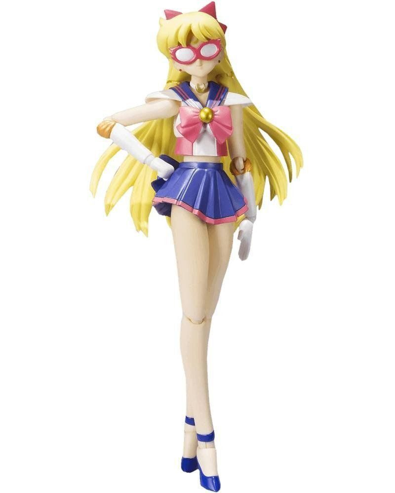 Boneco Sailor V: Sailor Moon (S.H.Figuarts) - Bandai