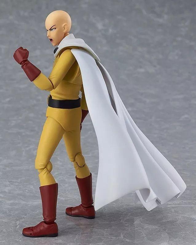 Action Figure Saitama: One Punch Man (Figma 310) - Figma