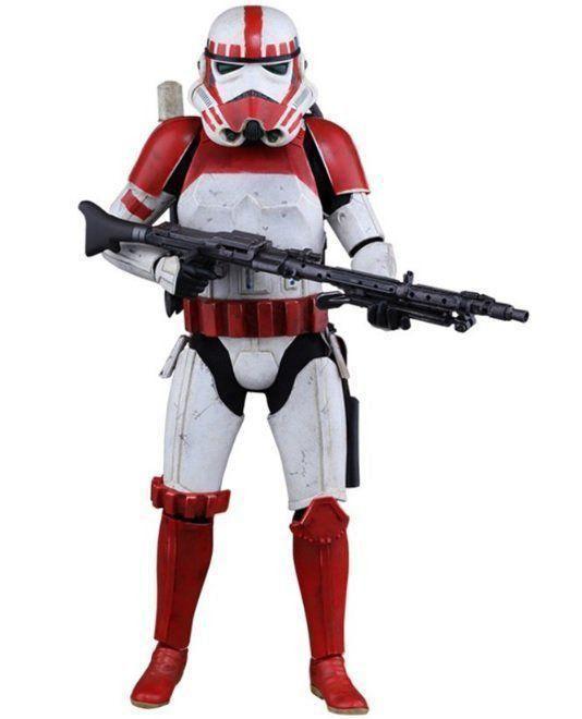 Boneco Shock Trooper: Star Wars Battlefront Escala 1/6 (VSM20) - Hot Toys - CD