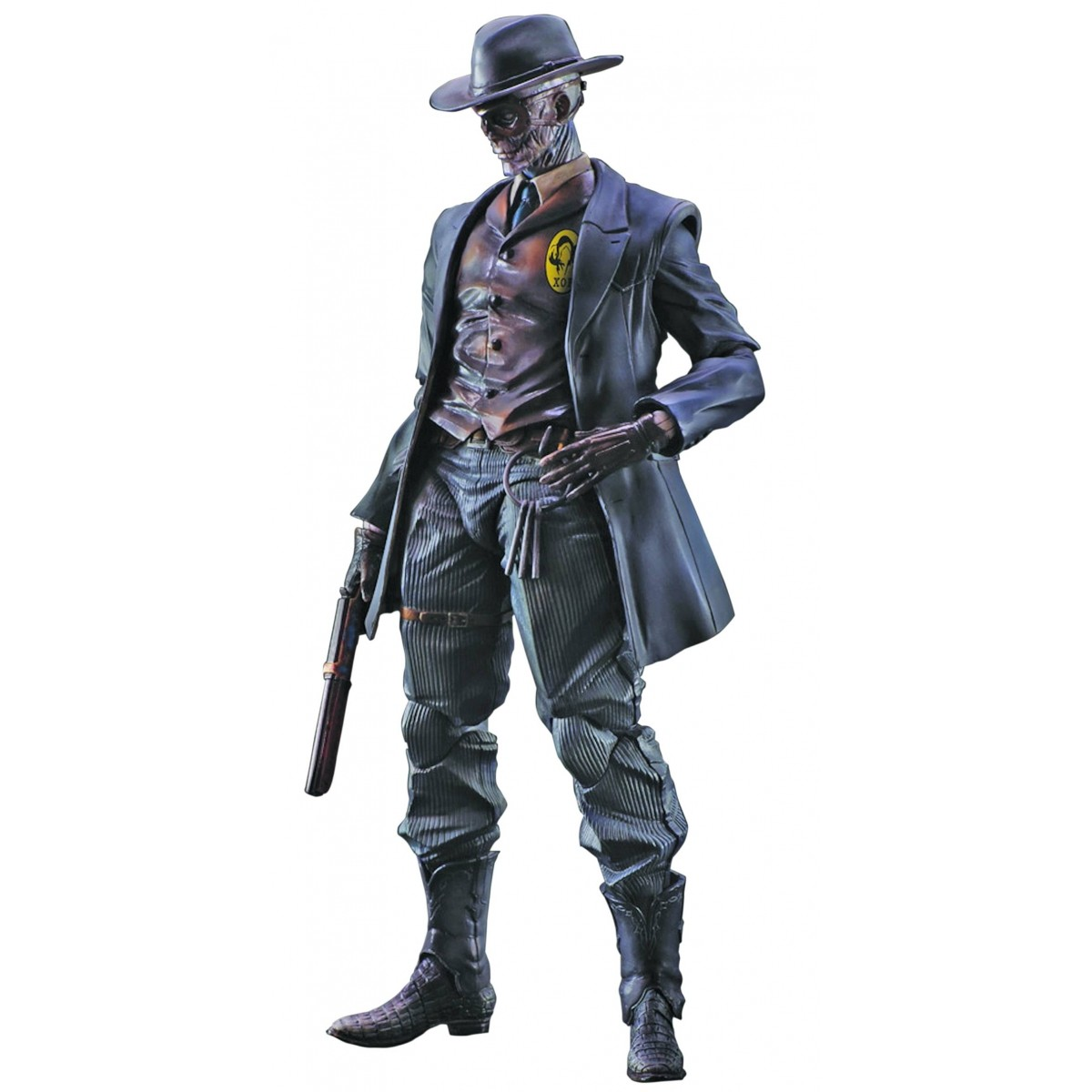 Boneco Skull Face: Metal Gear Solid V: The Phantom Pain Escala 1/7 - Play Arts Kai (Square Enix)