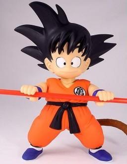 Boneco: Son Goku DX Figure: Dragon ball