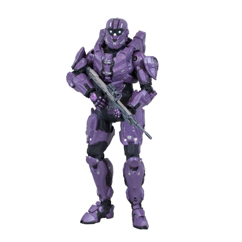 Boneco Spartan C.I.O: Halo 4 - Mcfarlane