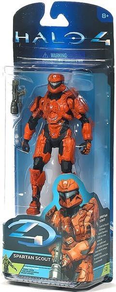 Boneco Spartan Scout: Halo 4 - McFarlane