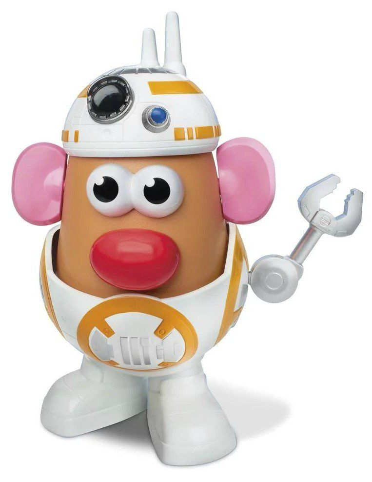 Boneco Sr. Cabeça de Batata (BB-8): Mrs. Potato Head - Hasbro