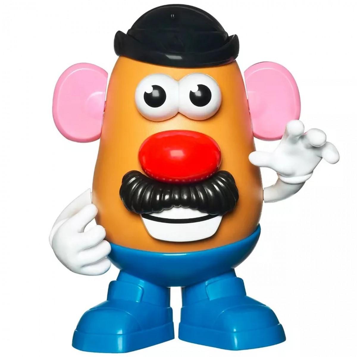 Boneco Sr. Cabeça de Batata (M. Patate): Mrs. Potato Head