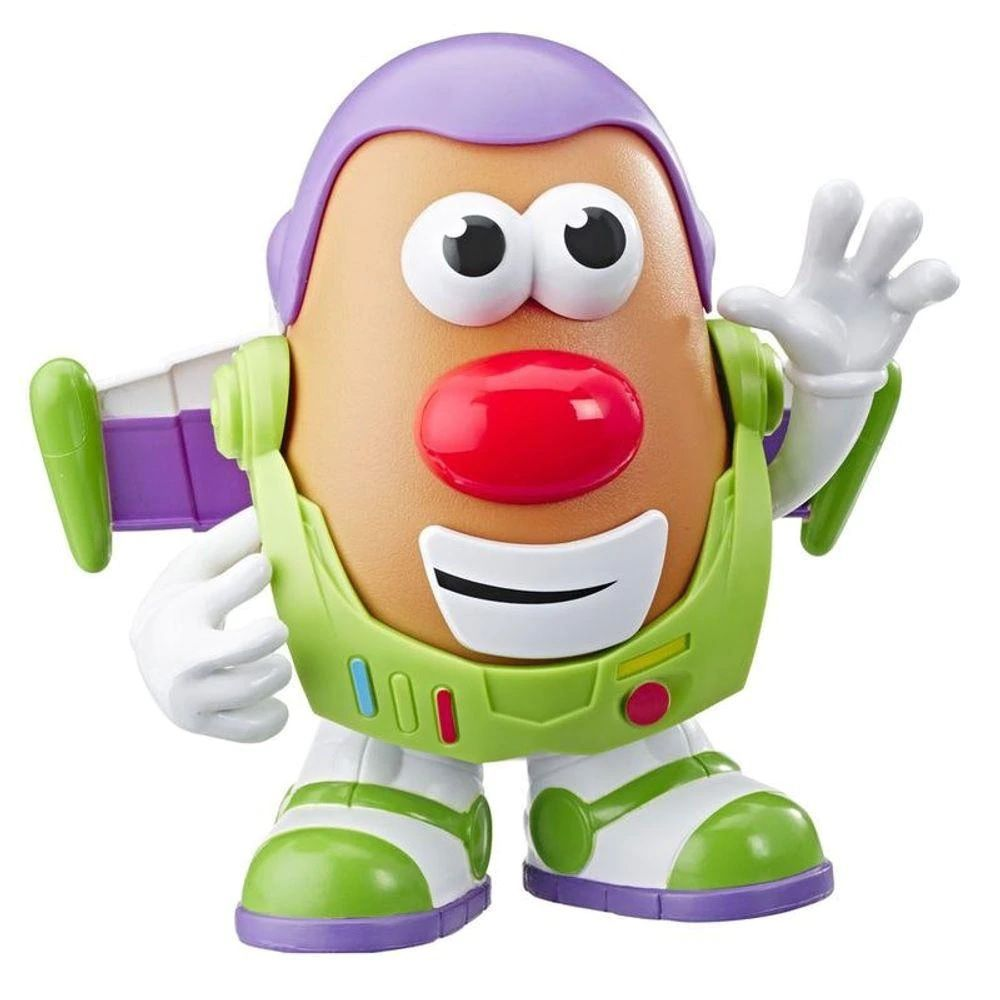 Boneco Sr. Cabeça de Batata (Mrs. Potato Head) Buzz Lightyear: Toy Story 4   - Hasbro