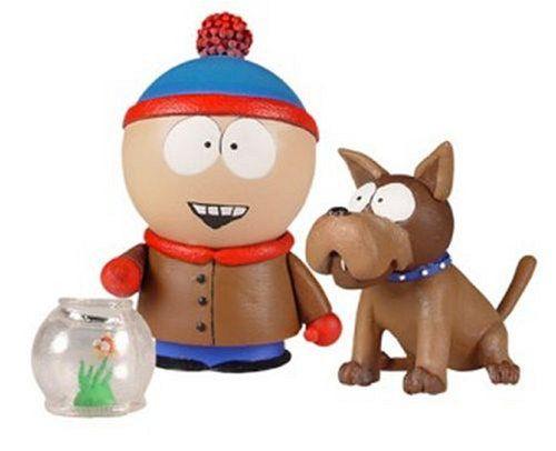 Boneco Stan: South Park - Mezco - CG