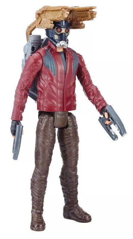 Boneco Star-Lord (Titan Hero Power Fx): Guerra Infinita (Avengers:Infinity War) - Hasbro