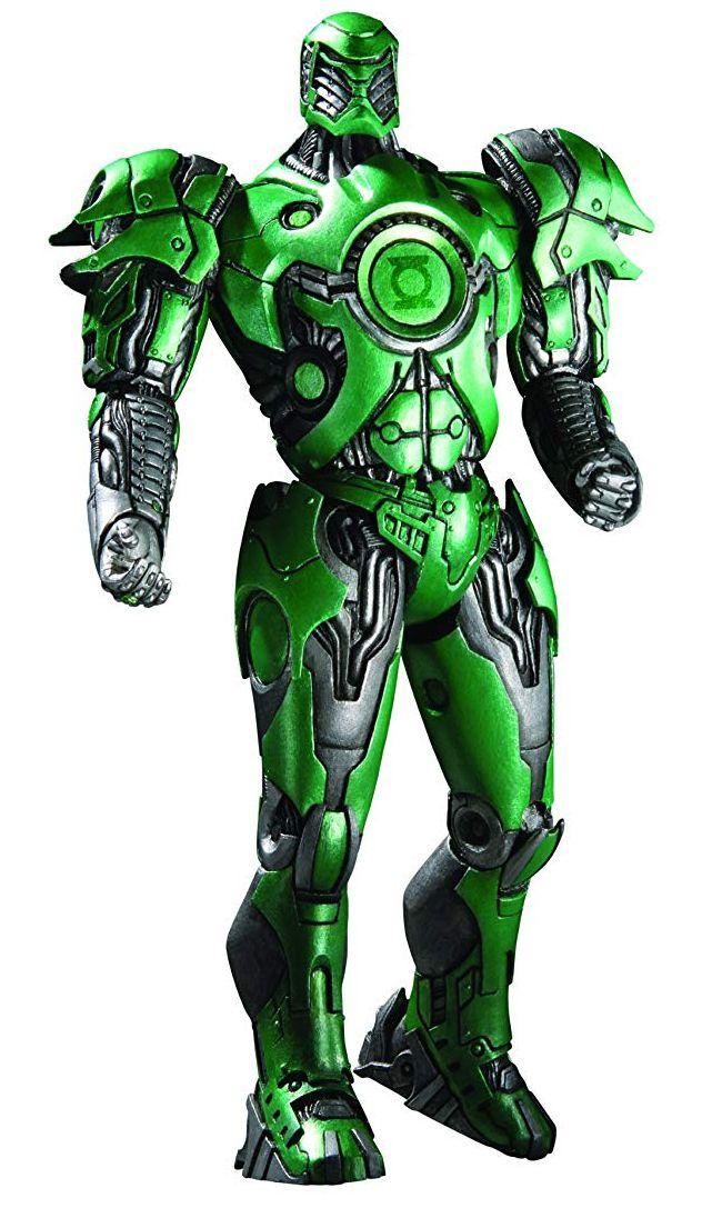 Boneco Stel: Lanterna Verde (Green Lantern) Series 4 - DC Direct - CG