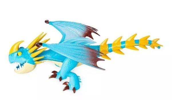Boneco Tempestade Stormfly Deluxe: Como Treinar o seu Dragão 3 - Sunny