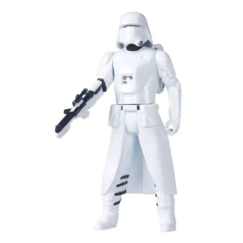 Boneco Stormtrooper Primeira Ordem (First Order): Star Wars 40CM - Mimo