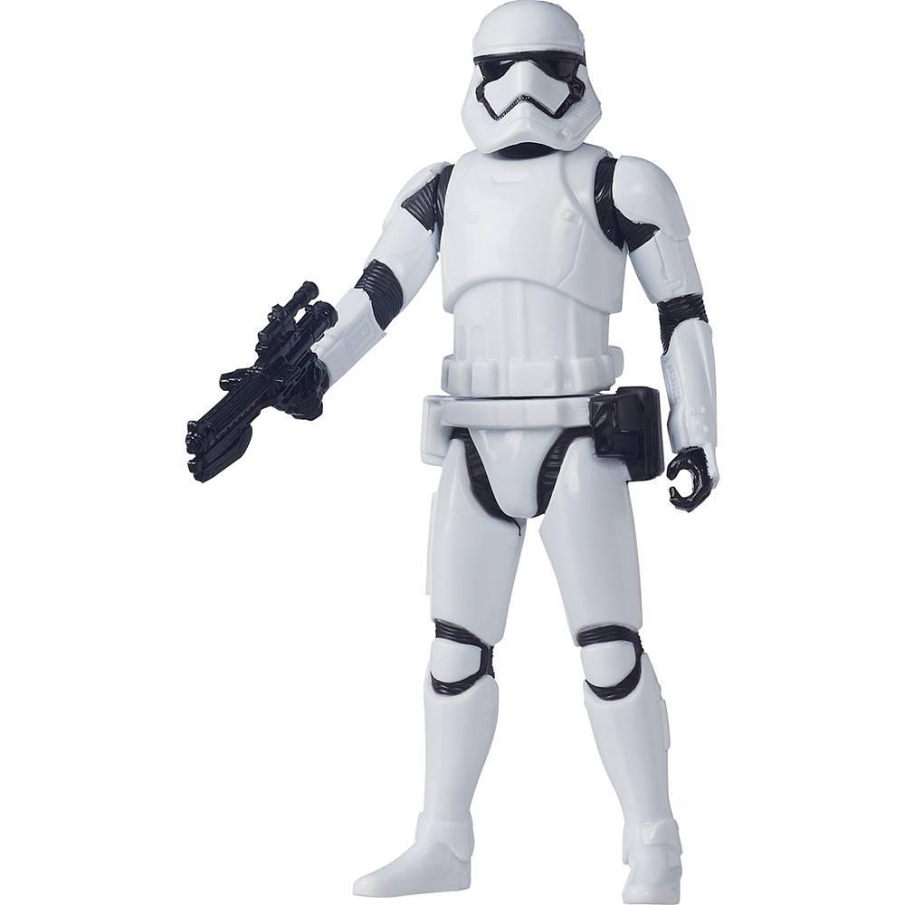 Boneco Stormtrooper: Star Wars Episodio VII O Despertar da Força (The Force Awakens) (15cm) - Hasbro
