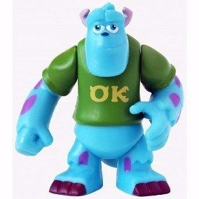 Boneco Sulley (Uniforme): Universidade Monstro