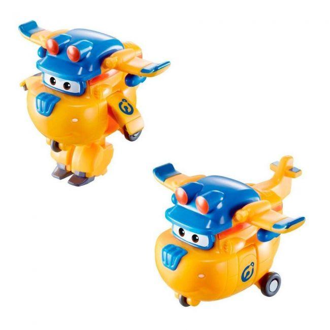 Boneco Super Wings Mini: Donnie  - Mattel