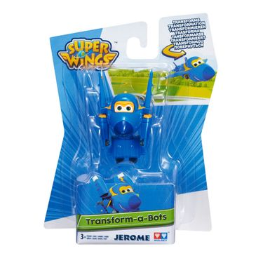 Boneco Super Wings Mini: Jerome - Mattel