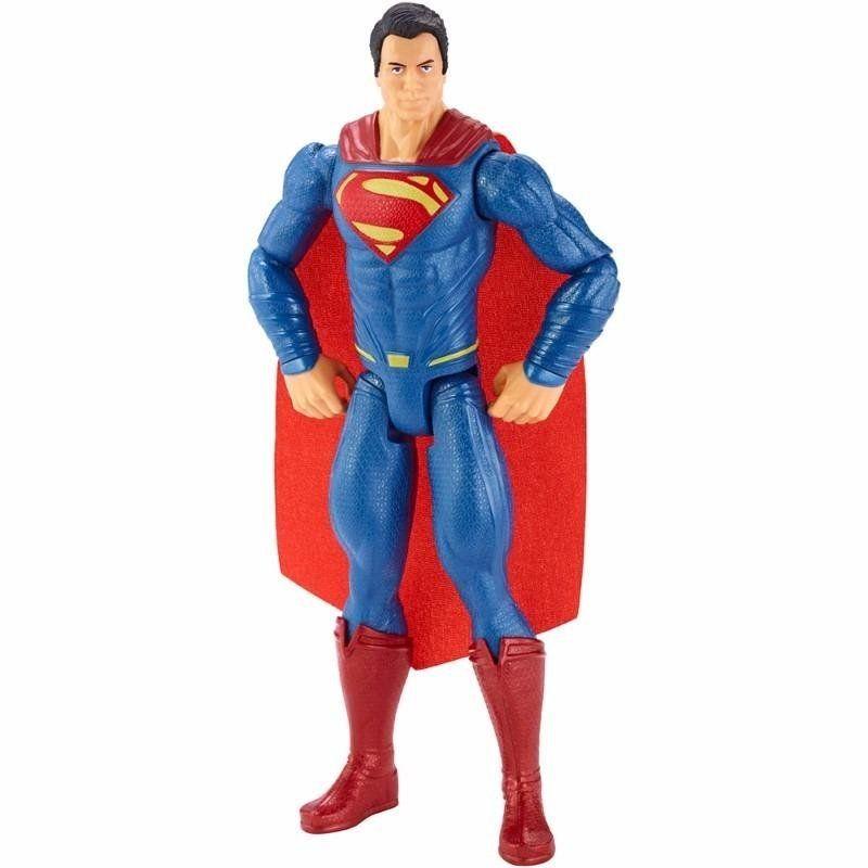 Boneco Superman: Batman Vs Superman - Mattel