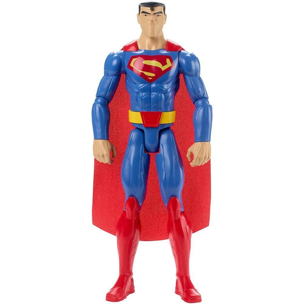 Boneco Superman: Justice League Action - Mattel