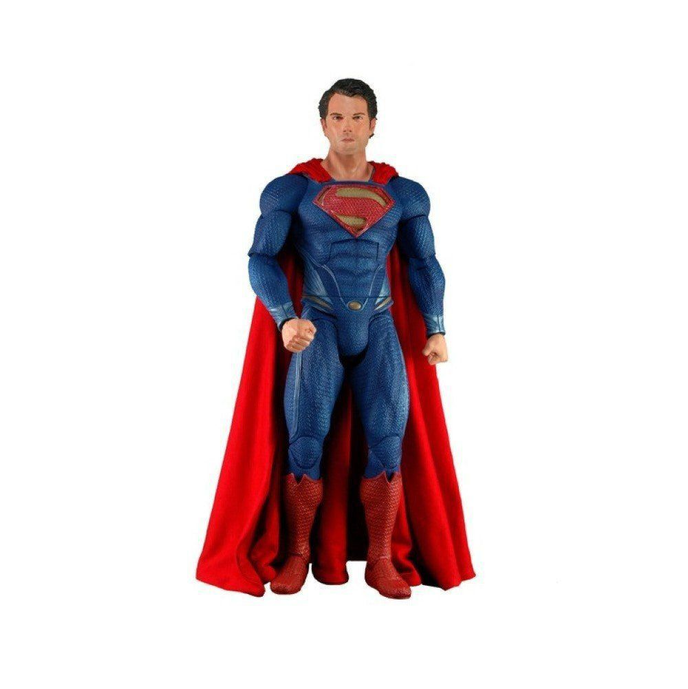 Boneco Superman: O Homem de Aço (Man Of Steel) Escala 1/4 - Neca - CD