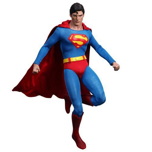 Action Figure Superman Super-Homem:  Super-Homem O Filme  Superman The Movie Escala 1/6 DC Comics MMS152 - Hot Toys
