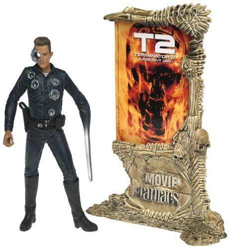 Boneco T-1000: O Exterminador do Futuro 2 O Julgamento Final (Terminator 2 Judgment Day) - Mcfarlane - CG