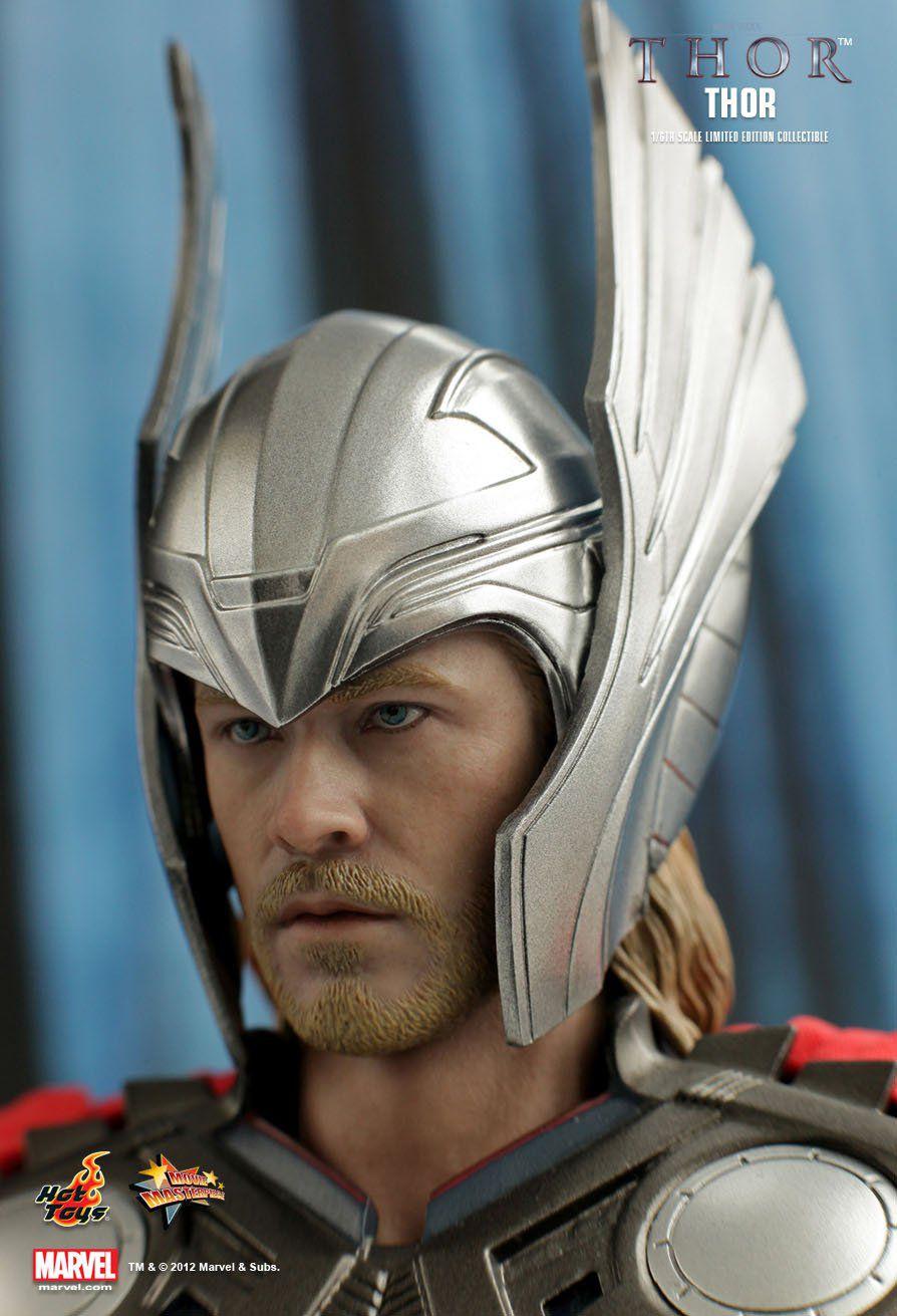 Boneco Thor: Thor (Escala 1/6) MMS146 - Hot Toys - CG