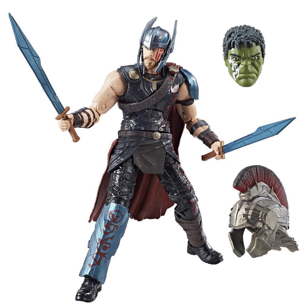 Boneco Thor: Thor Ragnarok Marvel Legends - Hasbro