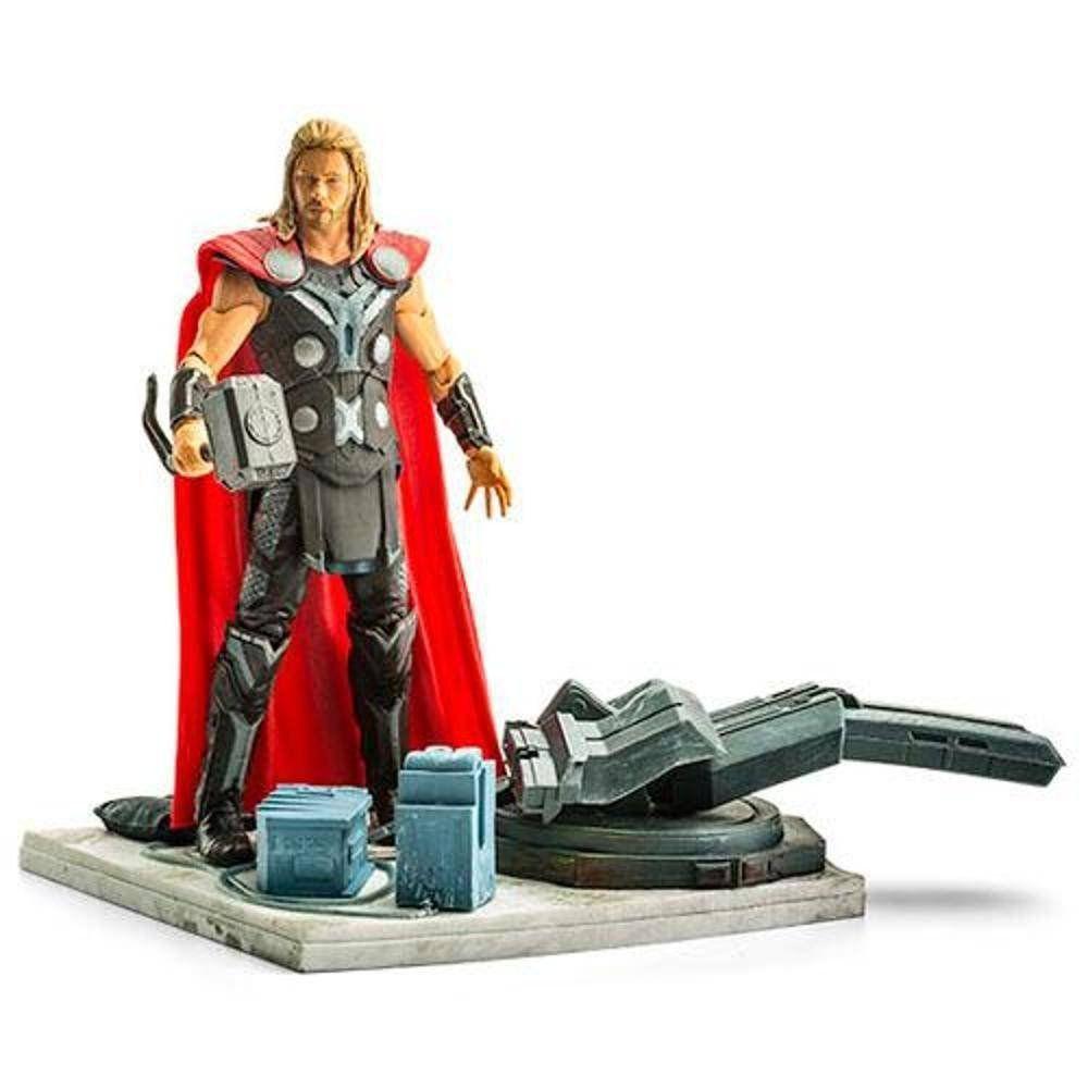Boneco Thor: Vingadores Era de Ultron (Avengers: Age of Ultron) - Diamond Select