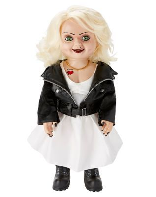 Boneco Tiffany: A Noiva de Chucky (Bride of Chucky) (Fala e Movimento) - Spencer's Animated