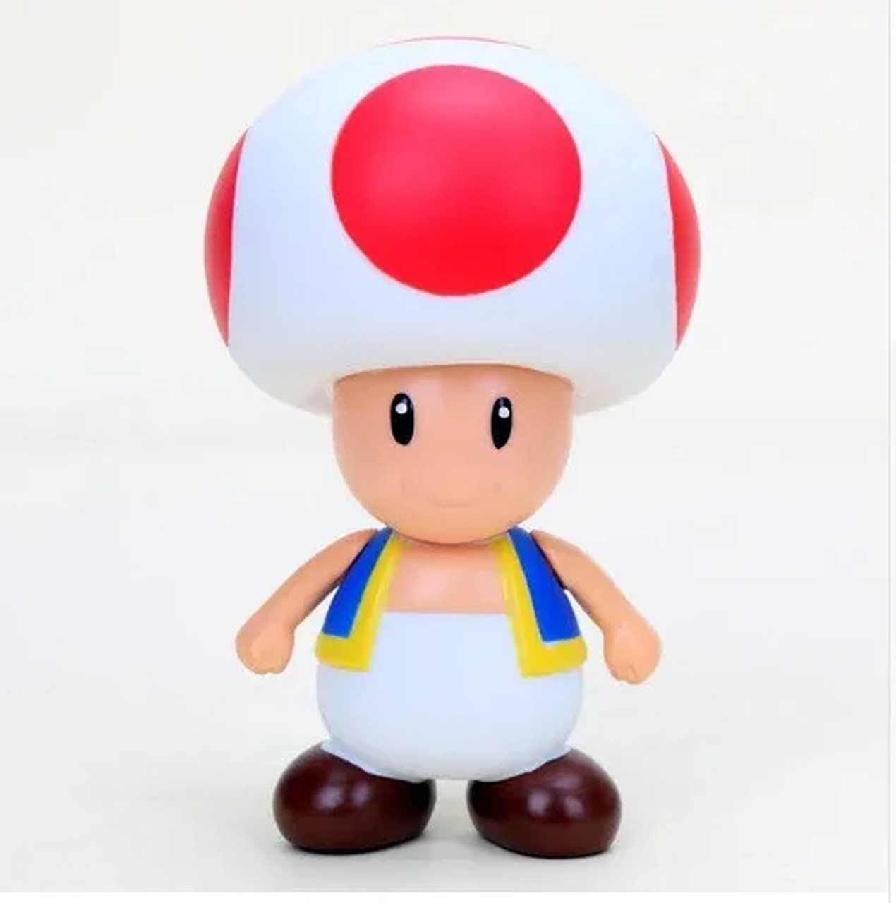 Boneco Toad: Super Mario Bros (10Cm)