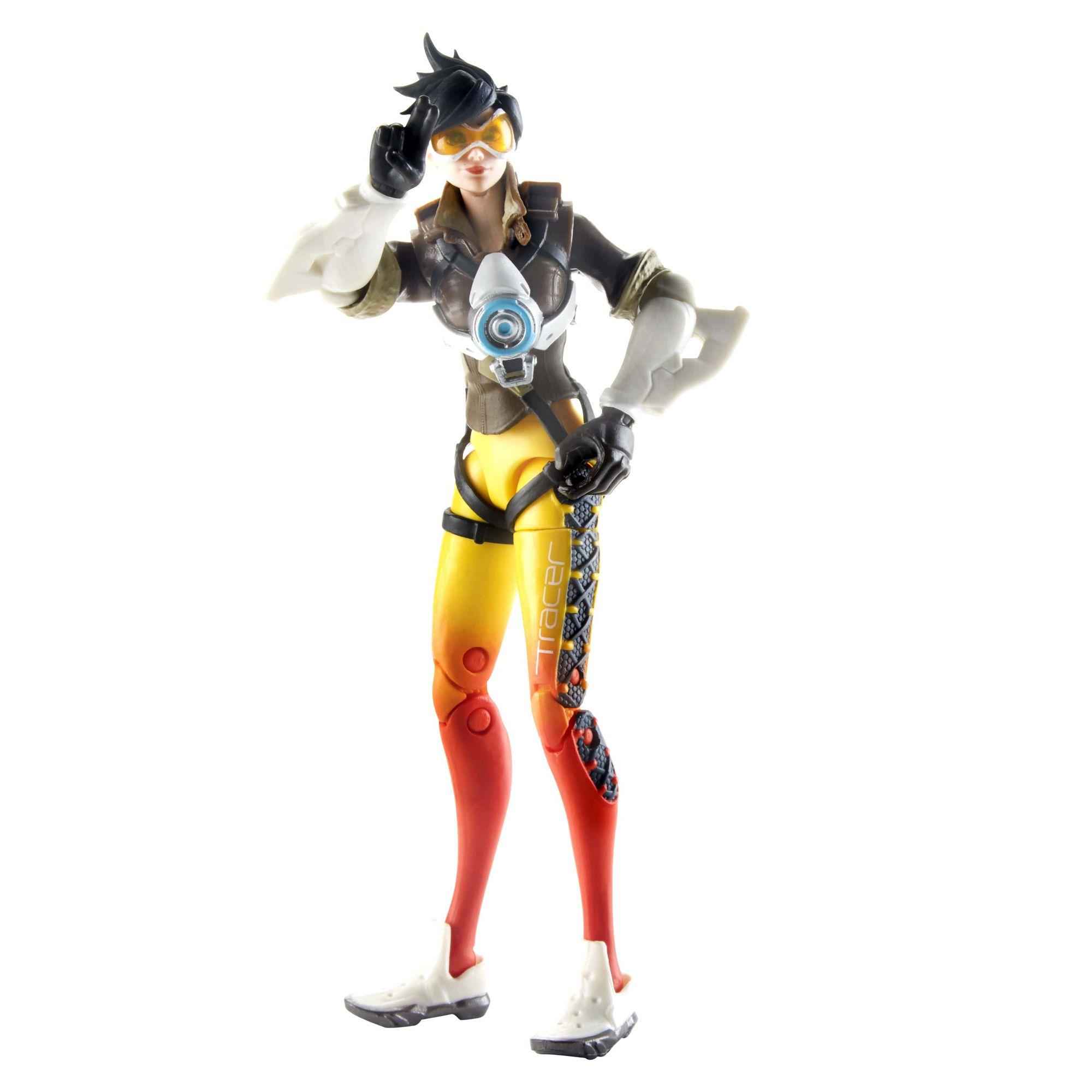 Action Figure Tracer: Overwatch Ultimate - Boneco Colecionável - Hasbro