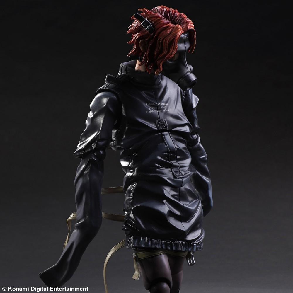 Boneco Tretij Rebenok (Psycho Mantis): Metal Gear Solid 5 - Play Arts Kai (Square Enix)