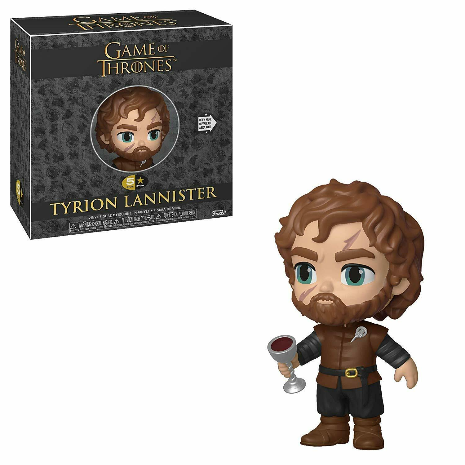 Funko Boneco Tyrion Lannister: Game of Thrones (5 Star) - Funko