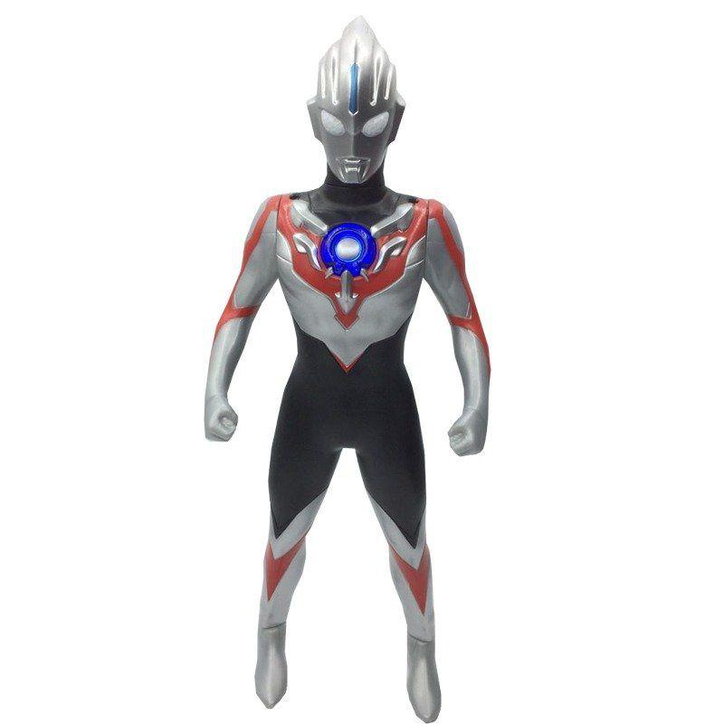 Boneco Ultraman Orb: Ultraman (Luz e Som)