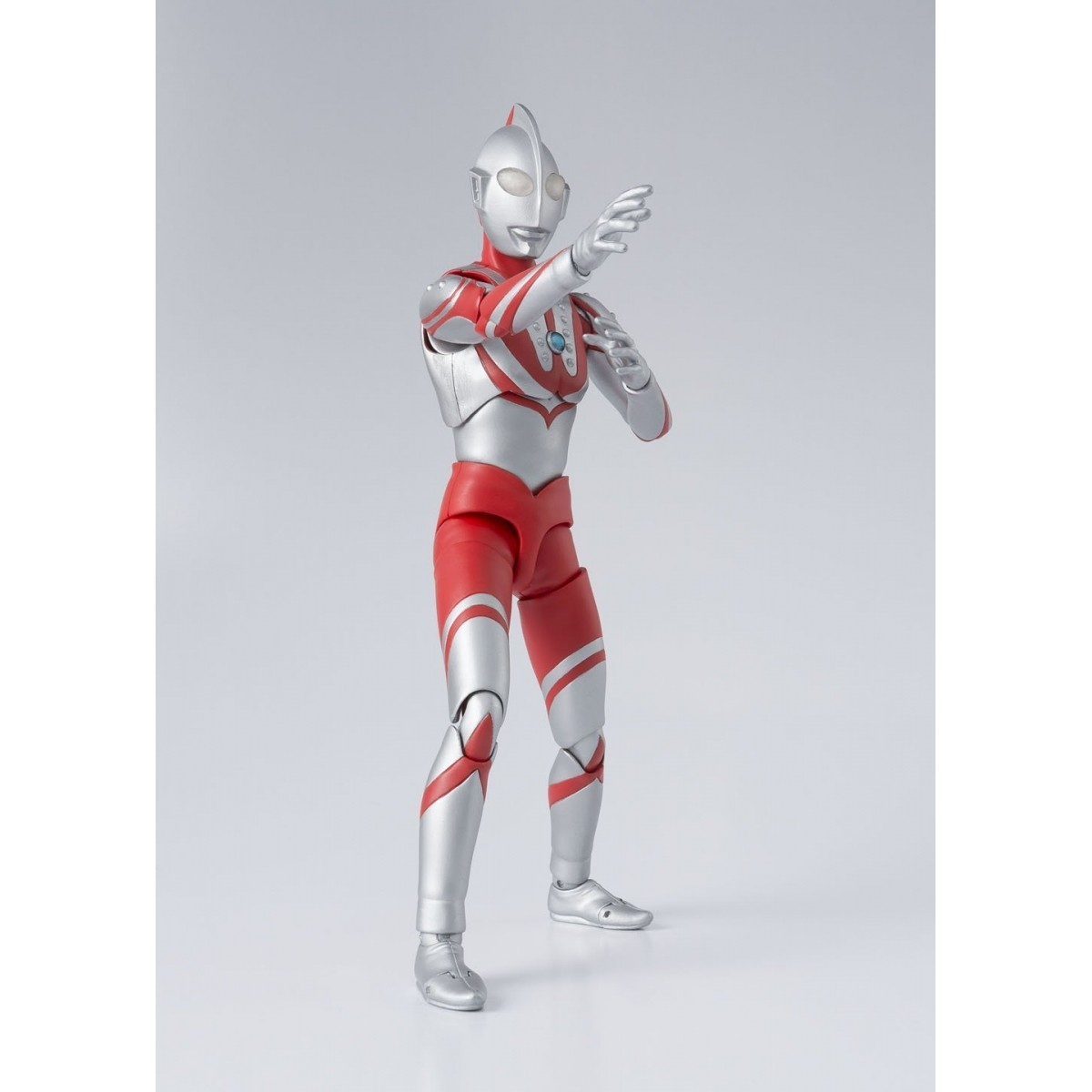 Boneco Ultraman Zoffy S.H.Figuarts - Bandai - CD