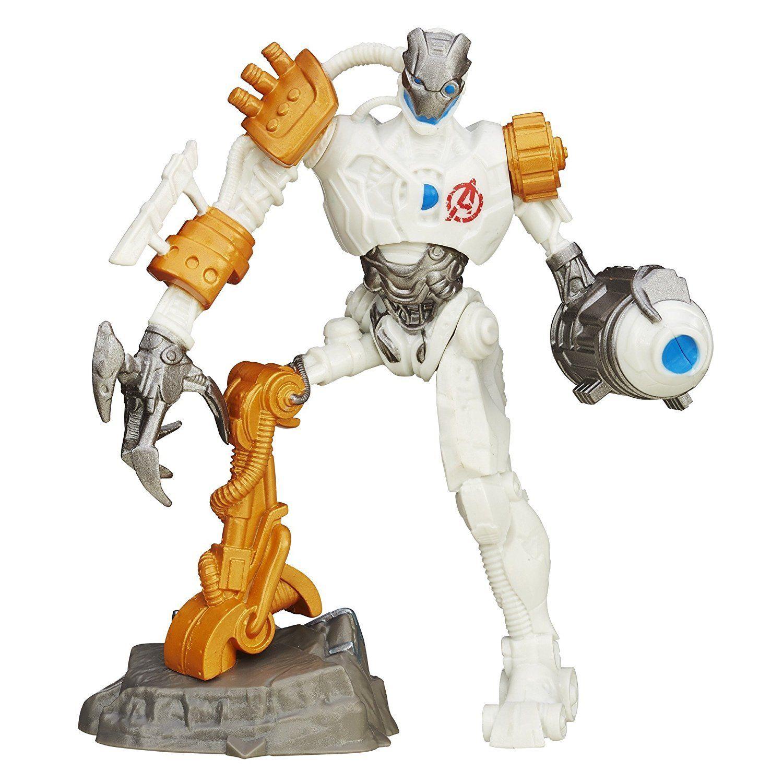Boneco Ultron Bot: Os Vingadores (Avengers): Playmation - Hasbro