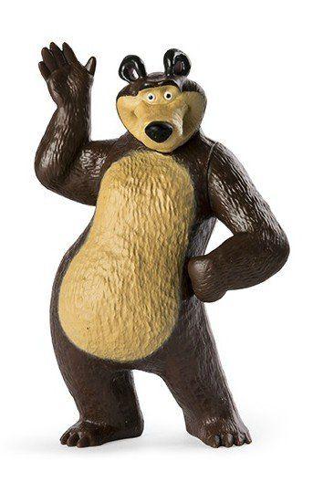 Boneco Urso: Masha e o Urso - Sunny