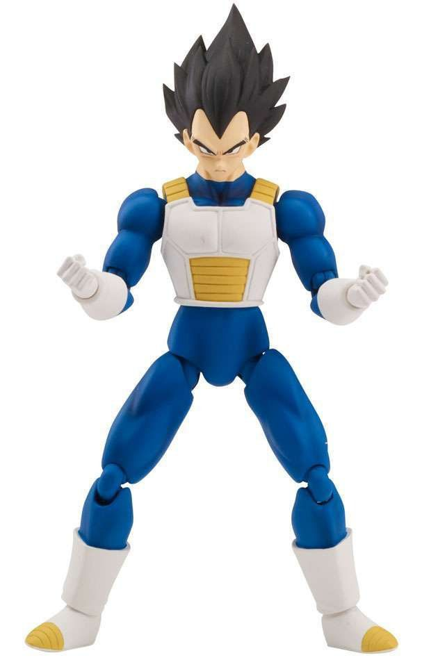 Boneco Vegeta: Dragon Ball Super (Dragon Stars Series) - Bandai (Apenas Venda Online)