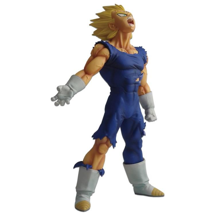 Estátua Vegeta Super Saiyajin (Legend Battle): Dragon Ball Super - Banpresto