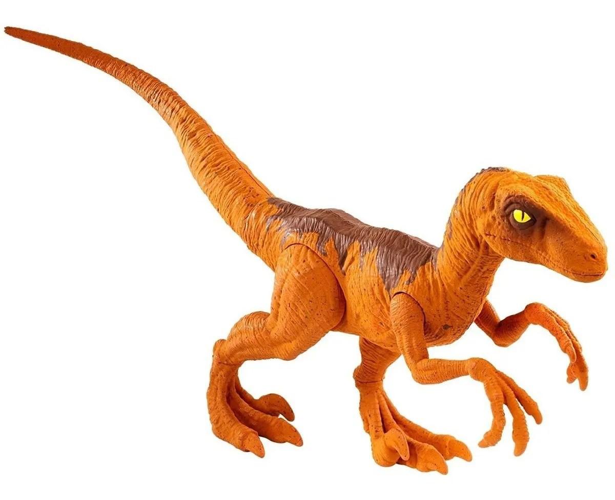 Boneco Velociraptor: Jurassic World - Mattel