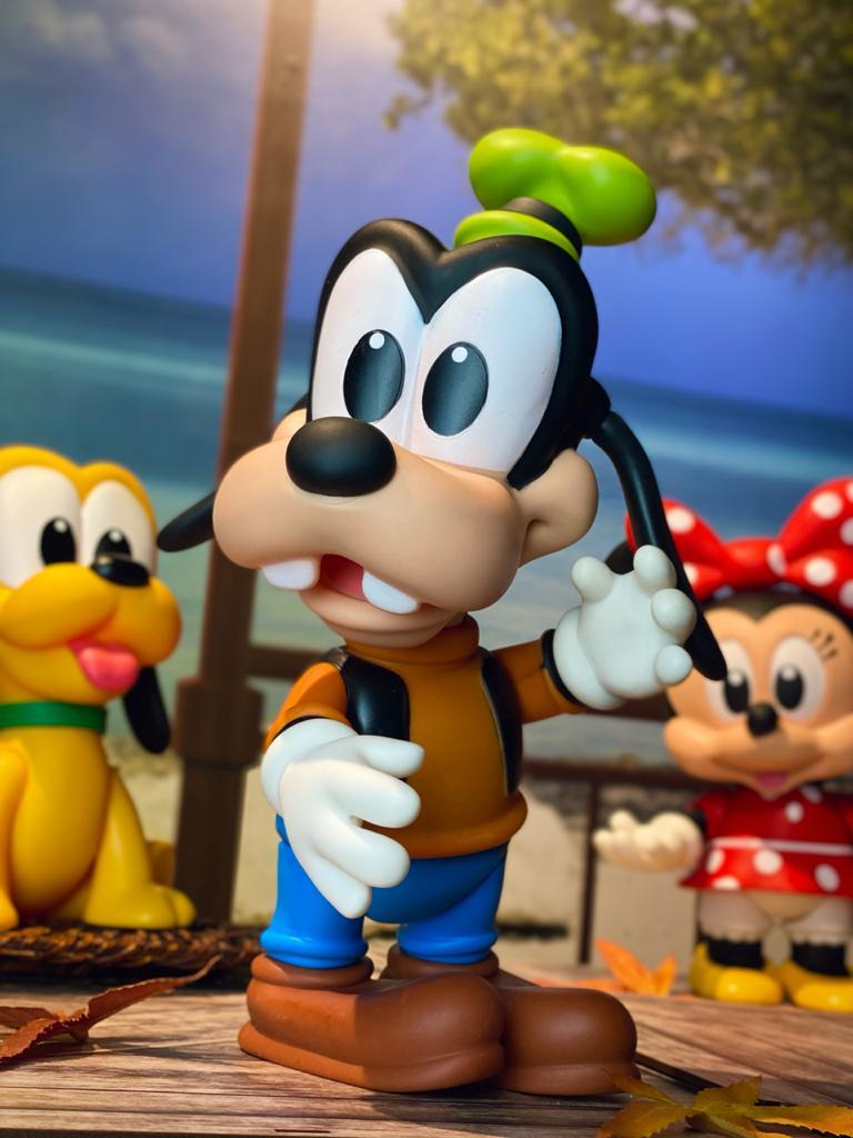 Boneco Vinil: Pateta Baby (Disney) - Lider