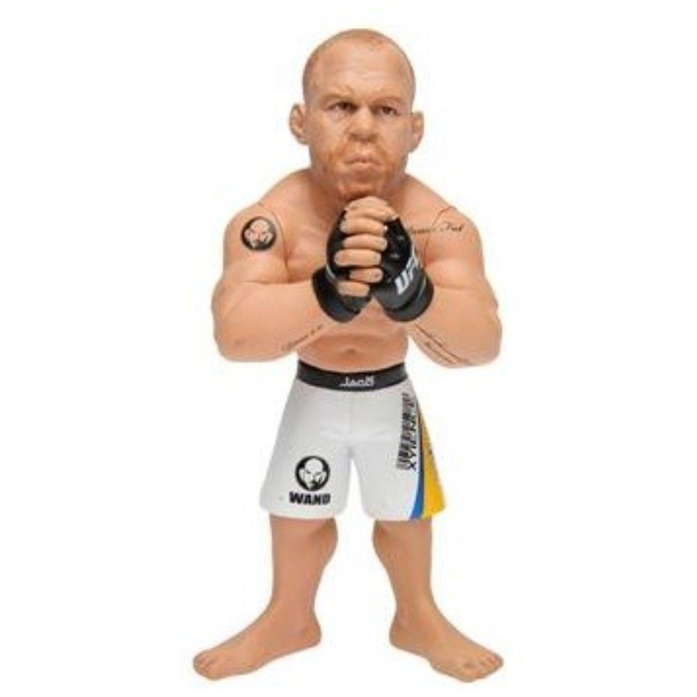 Boneco Wanderlei Silva (The Axe Murderer) Luva Preta: UFC Ultimate Collector