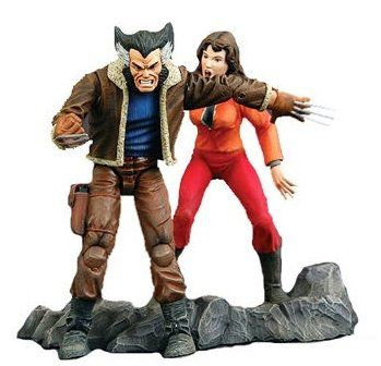 Boneco Wolverine (Days of Future Past): Marvel Select - Diamond Select - CG