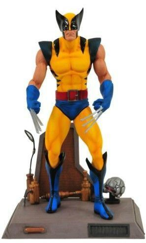 Action Figure Wolverine: Marvel Select - Diamond Select