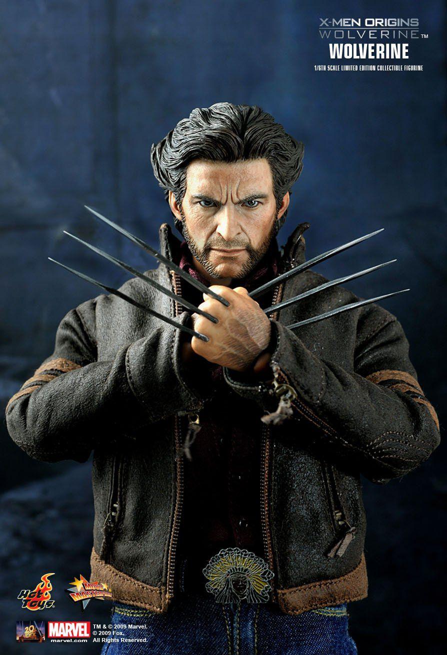 Boneco Wolverine: X-Men Origins Wolverine Escala 1/6 (MMS103) - Hot Toys - CG
